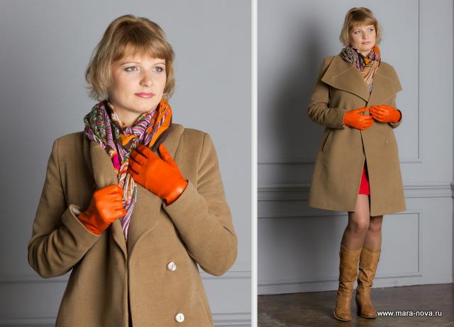бежевое пальто лук, луки в пальто, фото от стилиста